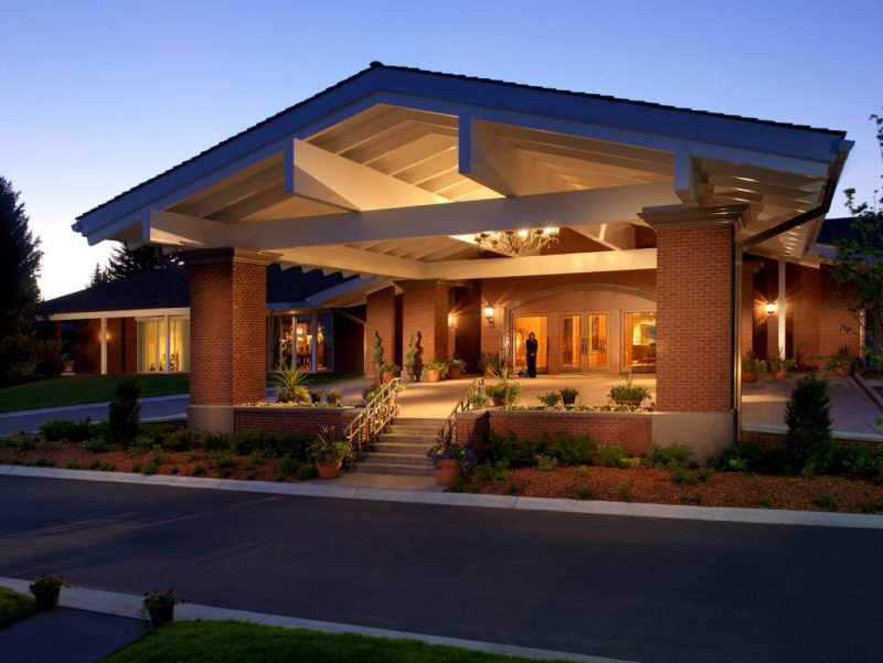 Surprised by Little America Hotel & Resort in Cheyenne, Wyoming