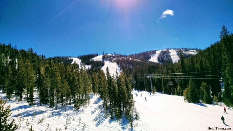A Skier Becomes a Snowboarder on a Family Ski Weekend in Winter Park 4