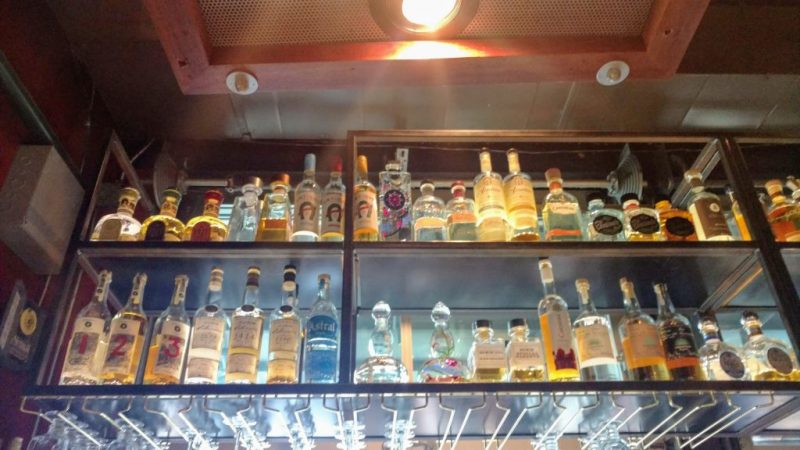A Denver Tequila & Tacos Anniversary Outing