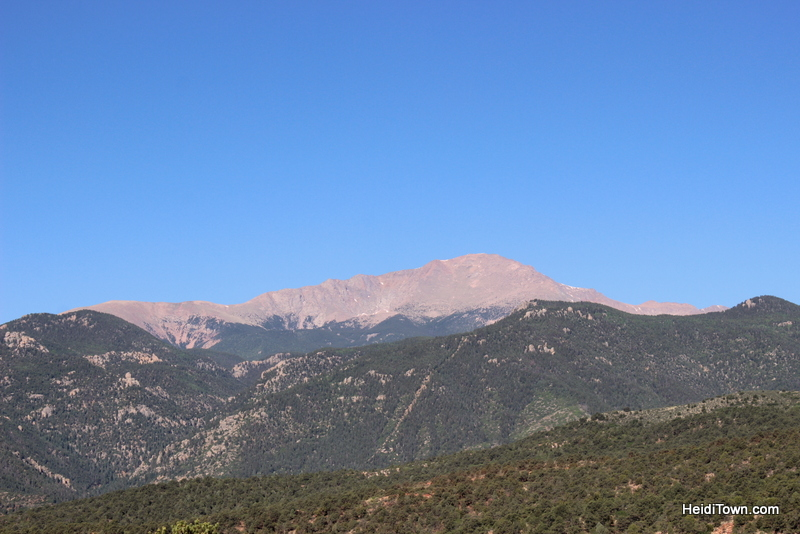 A Visit to Garden of the Gods in Colorado Springs, a bluebird day. HeidiTown.com