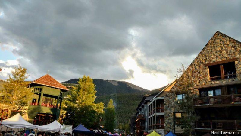 Stay in Keystone, Colorado. River Run Village. HeidiTown.com