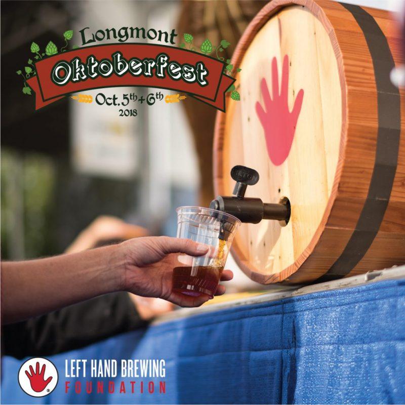 Featured Festival Longmont Oktoberfest 2018 - HeidiTown - Firkin tapping