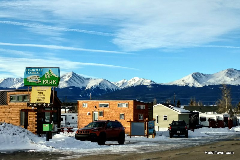 A Tiny House in Leadville, Colorado, Just for You 1 HeidiTown.com