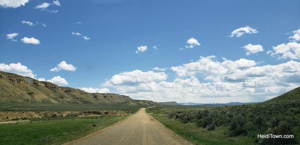 Duffy Mountains, Northwest Colorado. Photo by Heidi Kerr-Schlaefer, HeidiTown.com