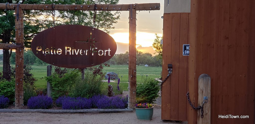 Glamping in Greeley, Colorado A Yurt Stay at Platte River Fort & Resort. HeidiTown (9)