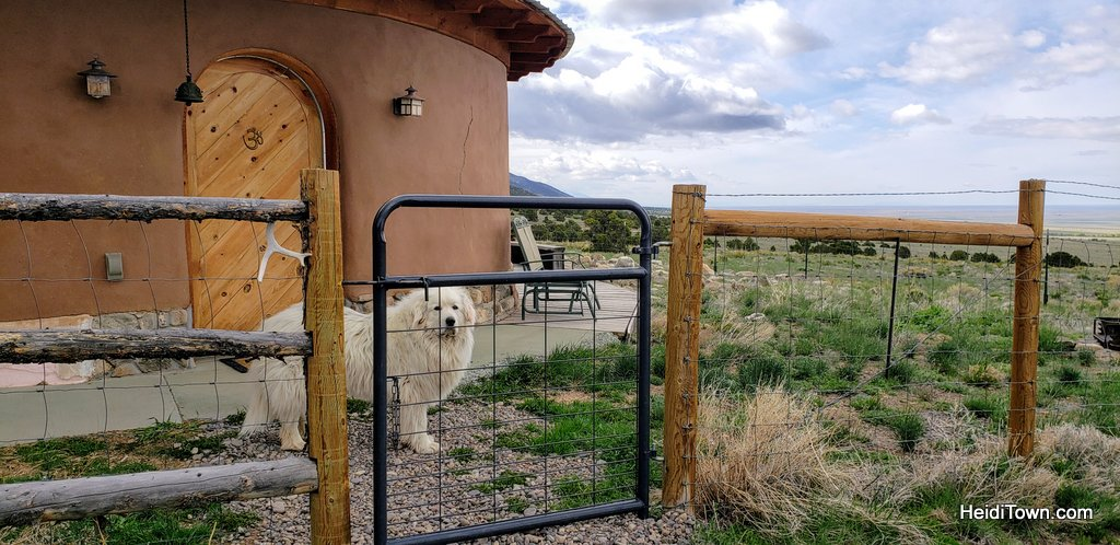 Off-The-Grid in the San Luis Valley, Our First Airbnb Stay, Part Two. HeidiTown.com (6)