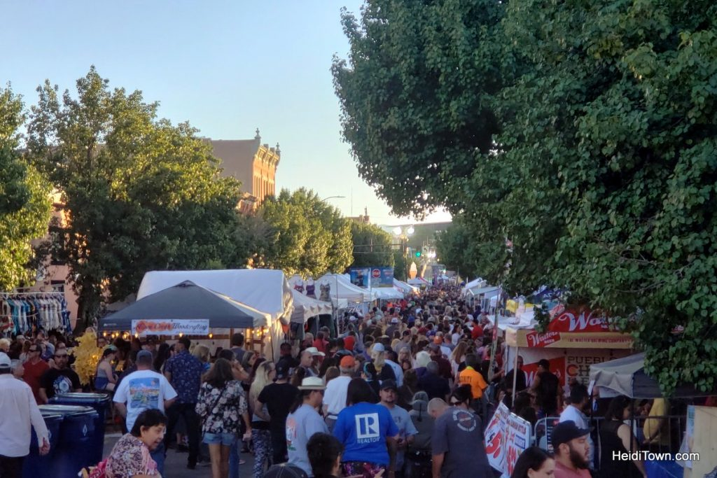 Fall in Love with Pueblo, Colorado, Part One Chile Festival. HeidiTown (1)