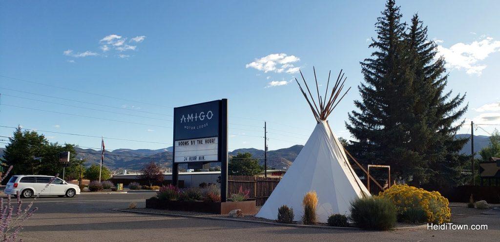 Stay in Salida, Colorado Stay Amigo Motor Lodge. HeidiTown (12)