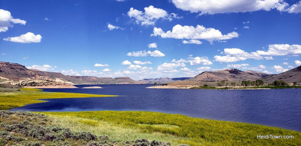 2019, A Year I'd Rather Forget, But… HeidiTown (Blue Mesa Reservoir 2019)