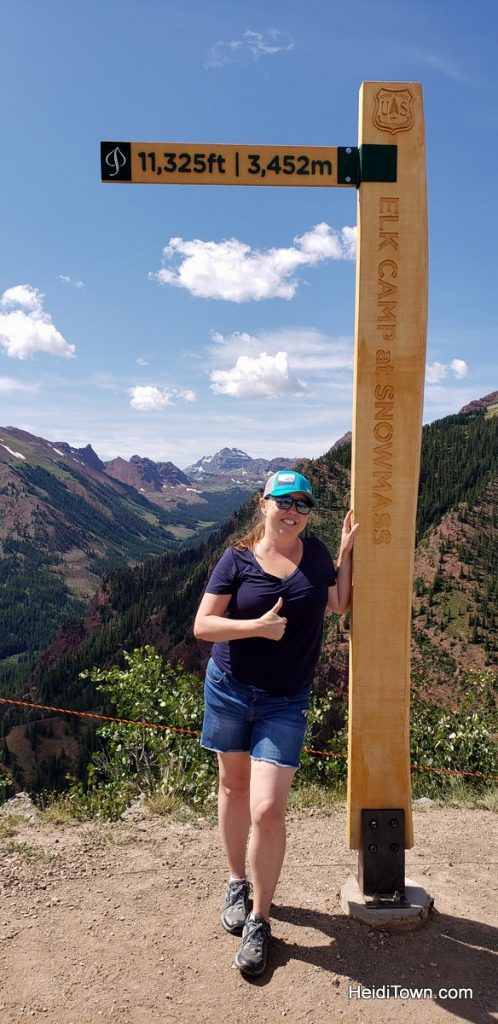2019, A Year I'd Rather Forget, But… HeidiTown (Snowmass, Colorado)