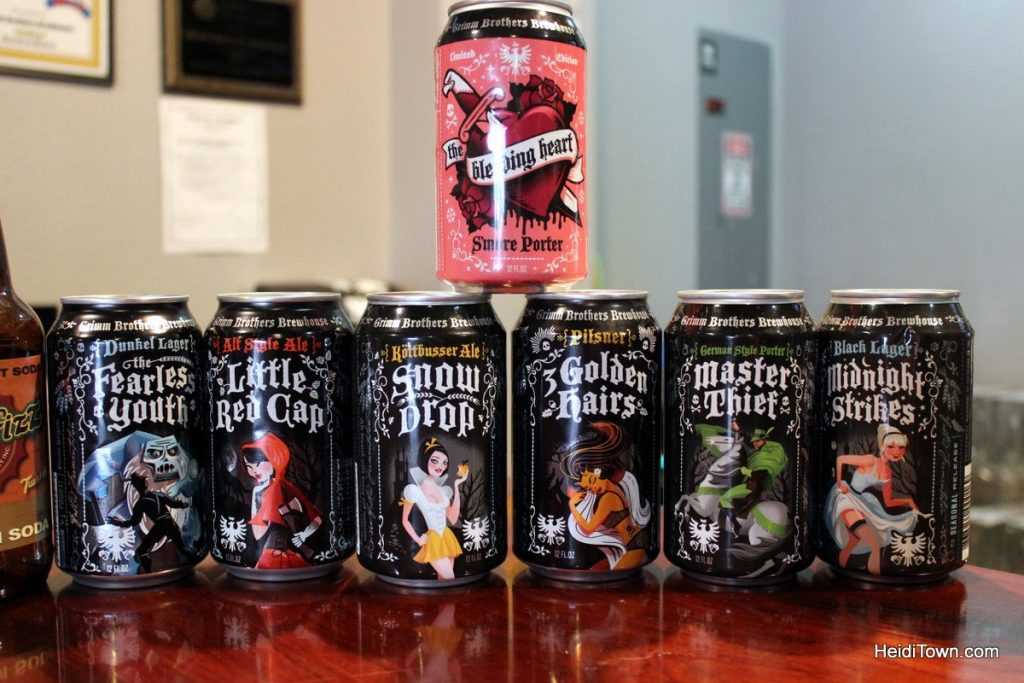 HeidiTown Loves Craft Beer & Grimm Brothers Brewhouse 4