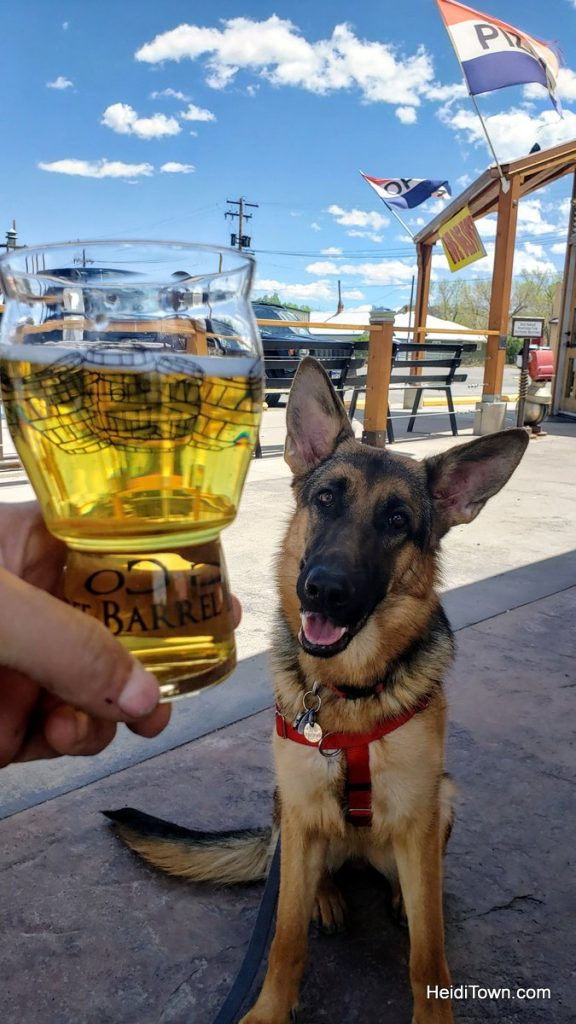 HeidiTown Loves Craft Beer & Grimm Brothers Brewhouse. 3 Barrel + Fritzi + Del Norte.