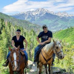 Trail Ride to the Top of the World with Action Adventures in Ouray. HeidiTown (8)