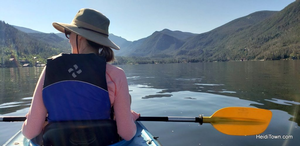 Get in a Kayak on the Lake in Grand Lake, Colorado. HeidiTown (3)