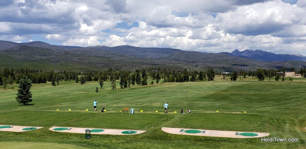 While Not at the Lake in Grand Lake, Colorado Golf. HeidiTown (2)