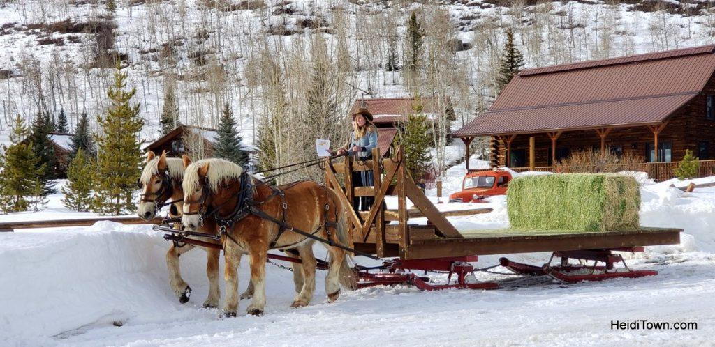 Hot Tubs & Horses at Vista Verde Ranch in Colorado. HeidiTown (18)