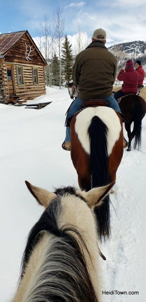 Hot Tubs & Horses at Vista Verde Ranch in Colorado. HeidiTown (8)