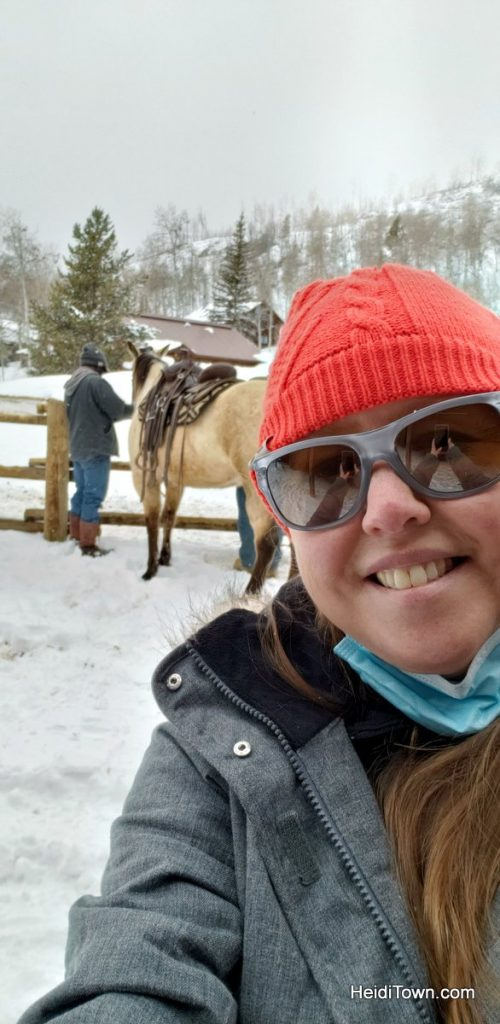 Hot Tubs & Horses at Vista Verde Ranch in Colorado. HeidiTown (9)