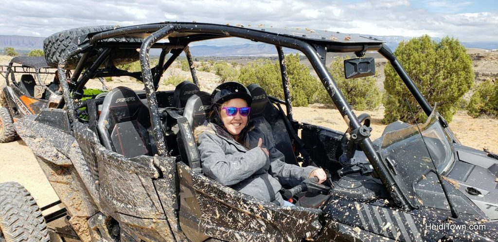 On the Road in Grand Junction, Colorado Ride with Adrenaline Driven Adventures. HeidiTown (10)