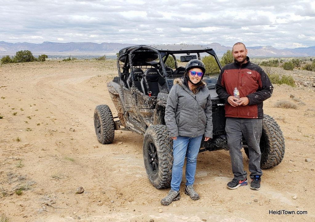 On the Road in Grand Junction, Colorado Ride with Adrenaline Driven Adventures. HeidiTown (11)