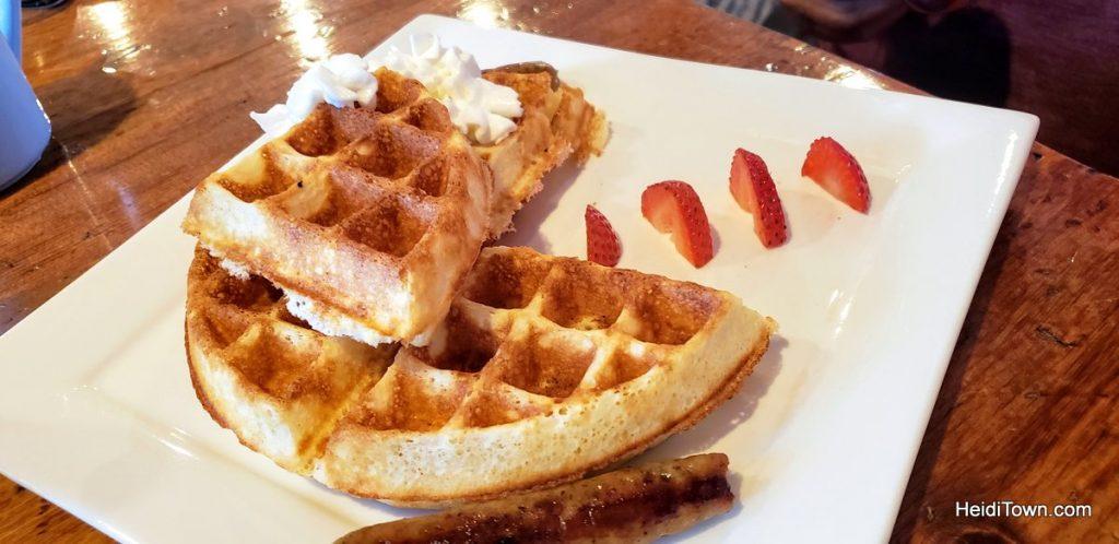 Breakfast at Frisco Inn on Galena. HeidiTown