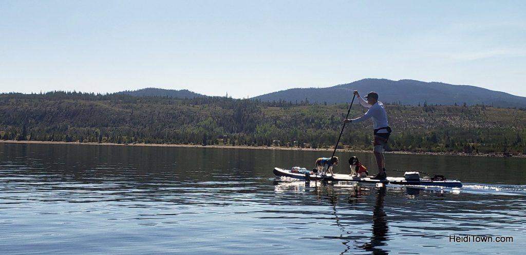 Kayak Lake Dillon From Frisco Bay Marina in Frisco, Colorado. HeidiTown (1)