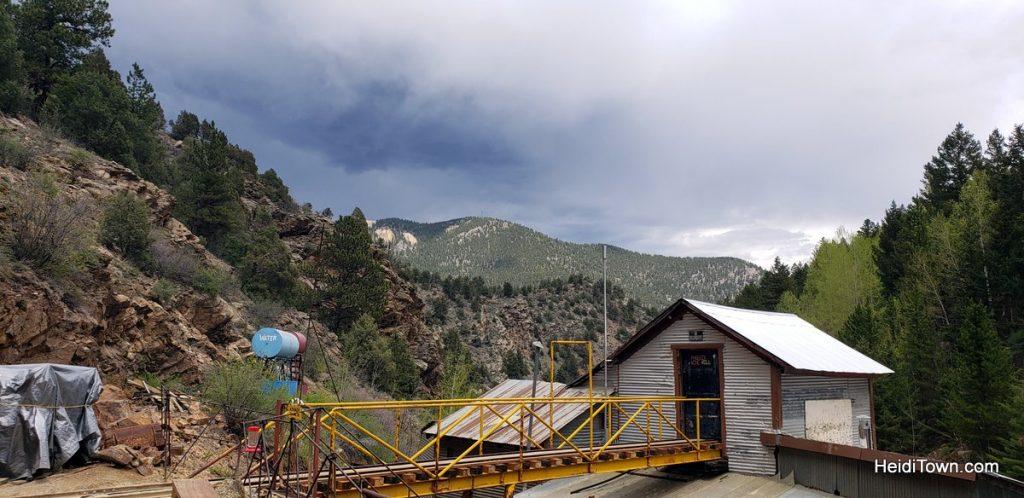 Phoenix Gold Mine Tour in Idaho Springs, Colorado. HeidiTown (1)