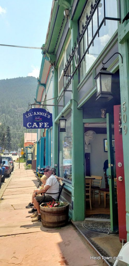 An Epic Hamburger, Excellent Pizza & Best Lunch Deal in the Mountains Georgetown, Colorado. HeidiTown (10)