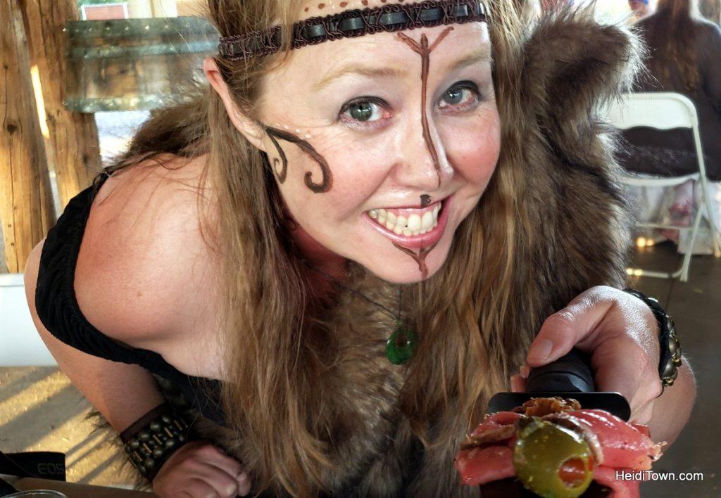 The Barbarian Feast Fur, Fun, Food and Beer, HeidiTown (1)