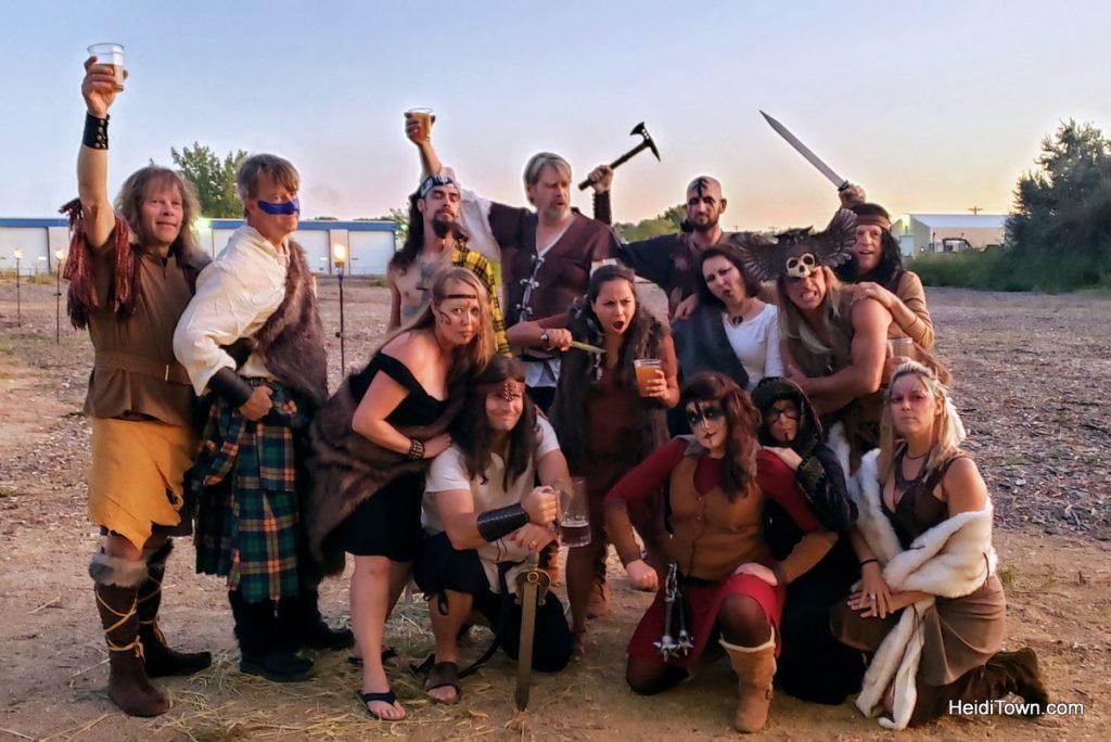 The Barbarian Feast Fur, Fun, Food and Beer, HeidiTown (5)