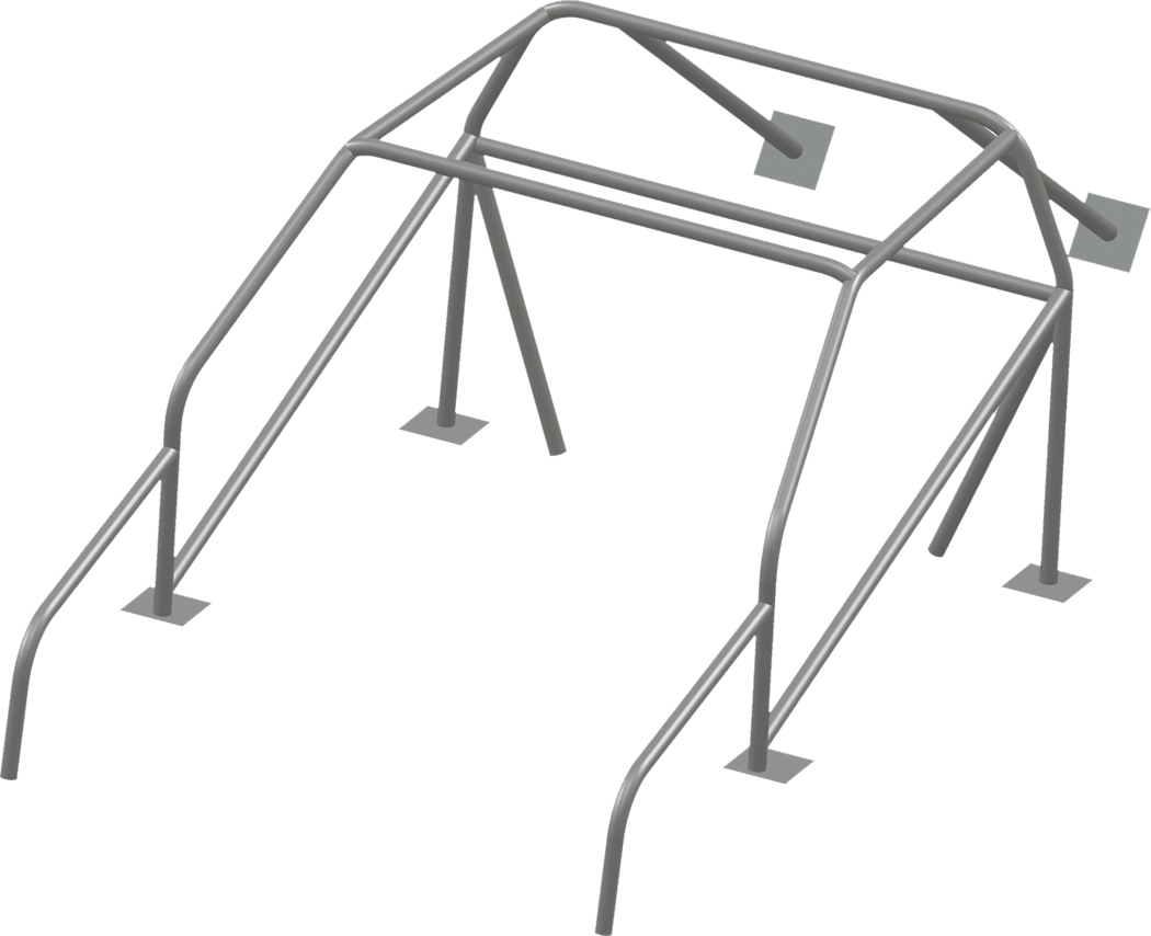Gm G Body 10pt Roll Cage