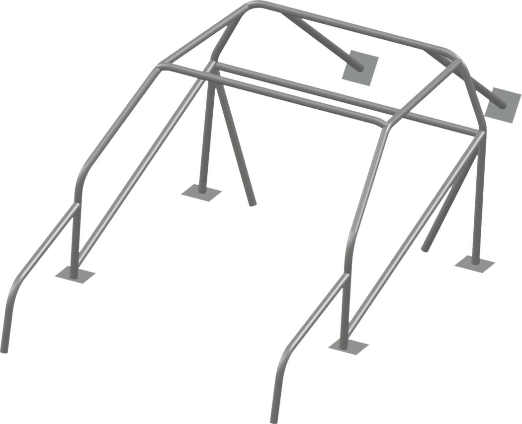 Roll Bar And Cages For Camaro Firebird Chevelle Nova