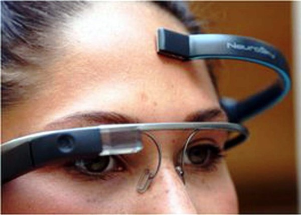 Google Glass Hack Allows Brainwave Control