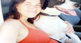 Found love woman reveals plans marry her rescue dog Travis remaining loyal to her first husband 7