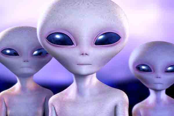 Scientists claim peace-loving Alien comes on earth several times for bring peace.