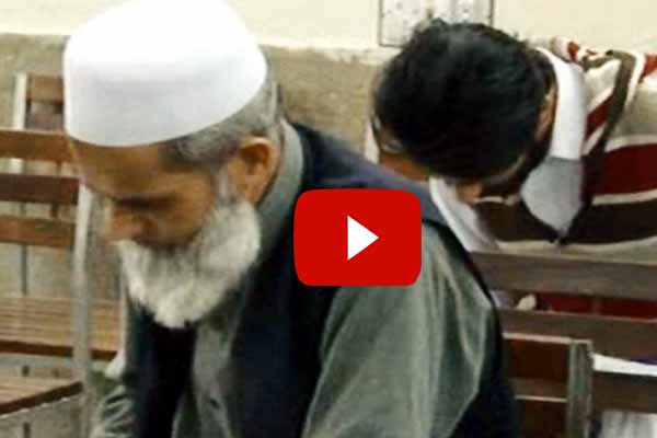 Matric Examination 53 year old man appears for matriculation exams.