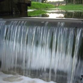waterval leende