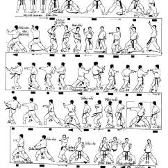 Martial Arts Diagram Temperature Controller Wiring Karate Heijoshin Jiin