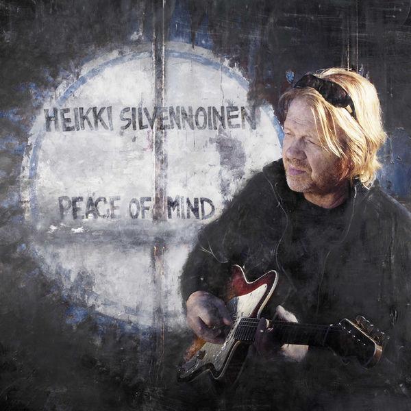 Heikki Silvennoinen - Peace of Mind 2010 kansi