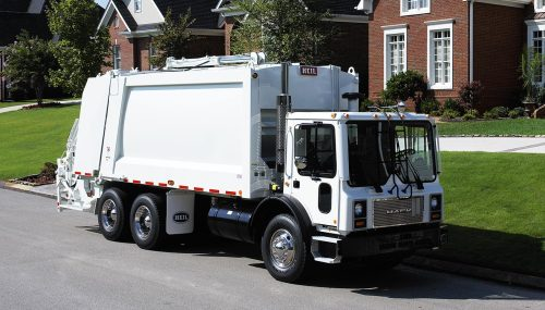 small resolution of durapack 5000 rear load garbage truck bodies