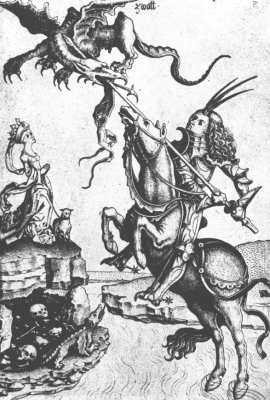 J.A.M. Zwolle: Kupferstich, 15. Jahrhundert, Grafische Sammlung Albertina in Wien