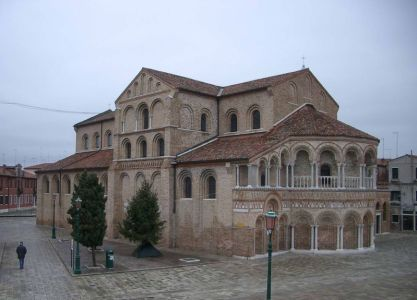 Basilika di Santa Maria e San Donato auf Murano