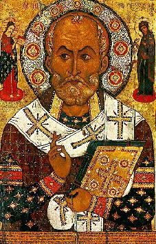 Nikolaus von Myra  kumenisches Heiligenlexikon