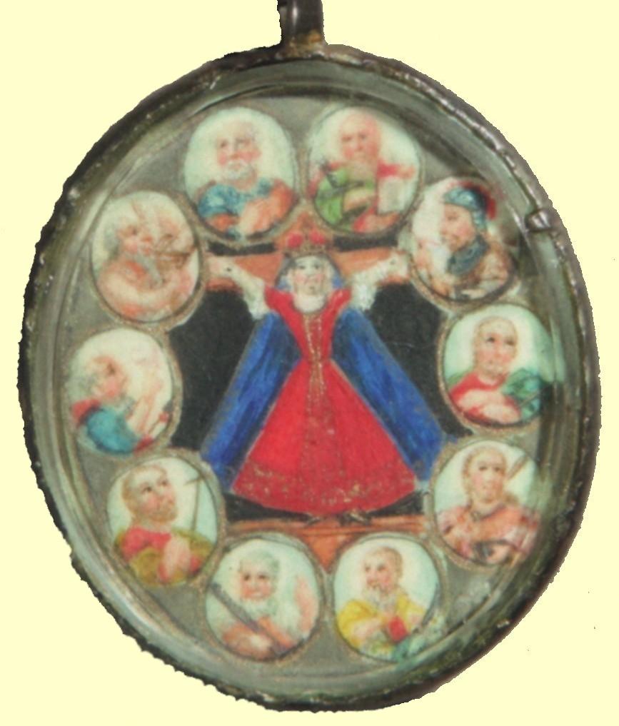 Wilgefortis ökumenisches Heiligenlexikon
