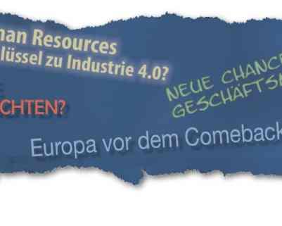 Schaubild, Digitalisierung, Industrie 4.0