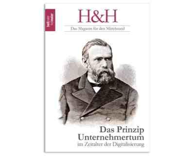 Heilmaier und Heilmaier GmbH, Magazin, Mittelstand, Unternehmertum