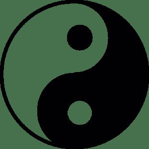 Yin und Yang / Chinesische Medizin