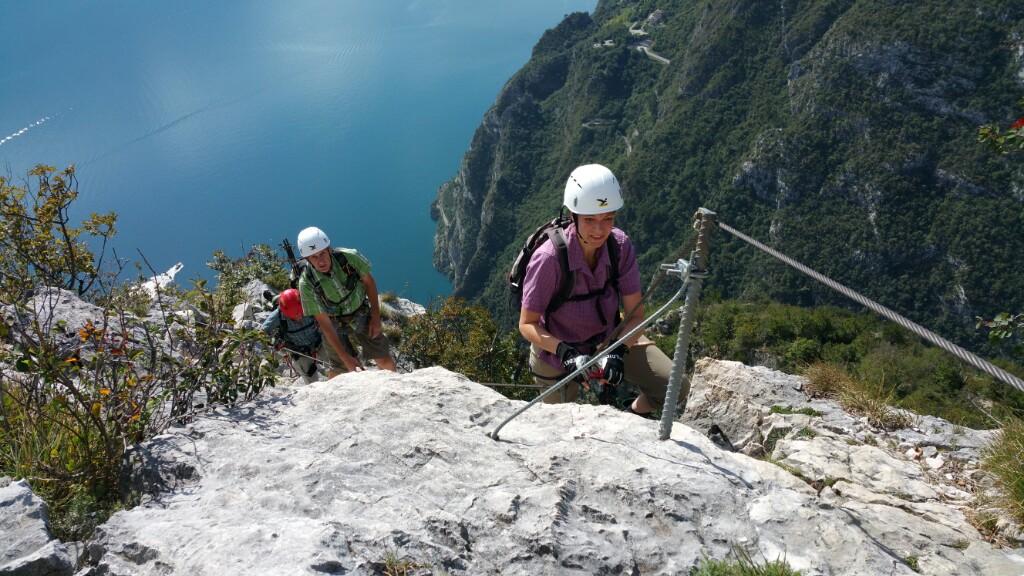Klettersteig Riva Del Garda : Bergfex brenta dolomiet klettersteig tour trentino