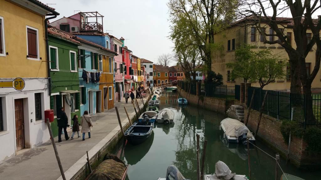 Kurztrip Venedig - Ostersonntag - Tag 3 Burano
