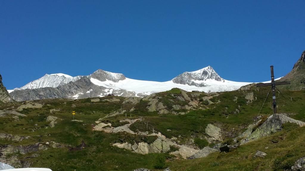 Die Venedigertour - Tag 3 - Eisseehütte - Johannishütte - Hinterbichl